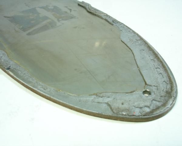 画像5: 東京急行電鉄 車輌社名板(金属製)