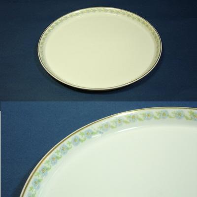 画像4: 戦前オールドノリタケ 小さなティーポットとお皿 ヤジロベー印